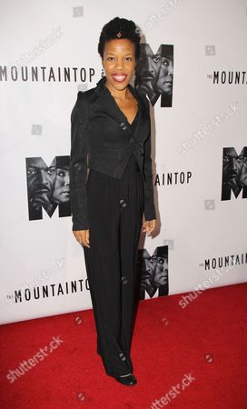 Editorial photo of 'The Mountaintop' Play Opening Night, New York, America - 13 Oct 2011
