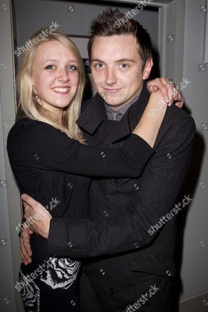 Emily Head and Craig Gazey