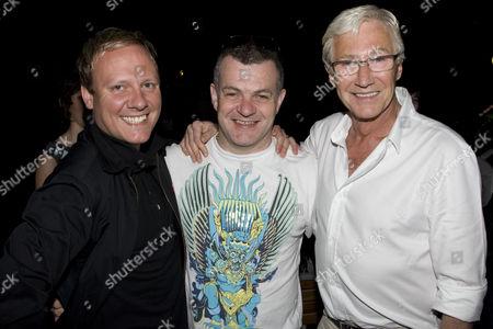 Antony Cotton, Jonathan Harvey (Author) and Paul O'Grady