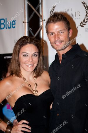 Editorial image of Bel-Air Film Festival Opening Night Gala, Los Angeles, America - 12 Oct 2011