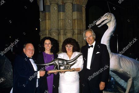 Roy Kinnear, Kerbie Owen, Debbie and Roy Braun