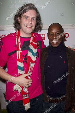 Steve Marmion (Director) and Ian Wright