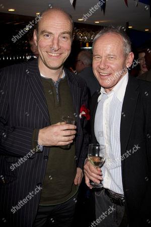 Simon Kunz and Simon Stokes