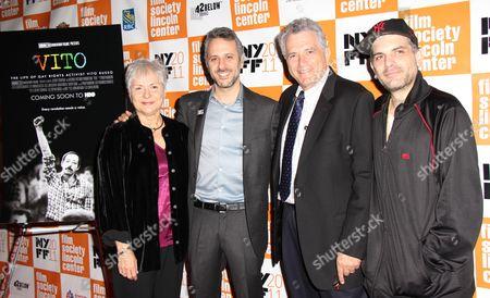 Editorial photo of 'Vito' film premiere, 49th New York Film Festival, America - 14 Oct 2011
