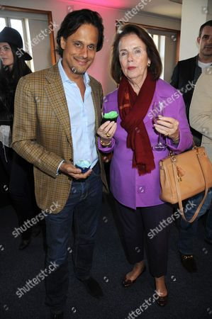 Editorial picture of Patrick Cox and Amnesty International host 'Artcakes and Cookies' party, London, Britain - 15 Oct 2011
