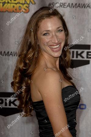 Stock Image of Genevieve Alexandra