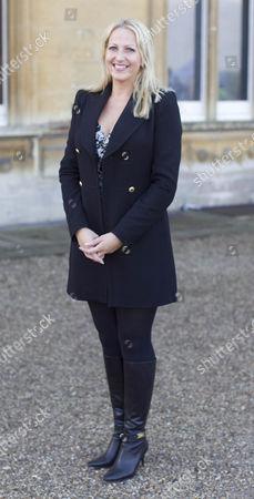 Christina Schmid - widow of SSGT Olaf Schmid