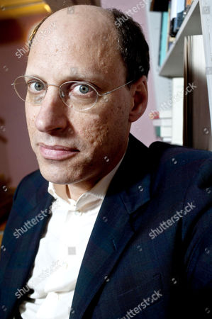 Editorial picture of Psychoanalyst Darian Leader at the London Review of Books Bookshop, London, Britain - 14 Oct 2011