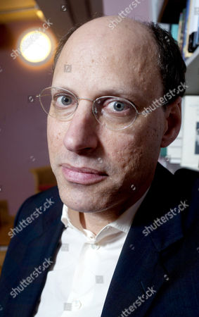 Editorial image of Psychoanalyst Darian Leader at the London Review of Books Bookshop, London, Britain - 14 Oct 2011