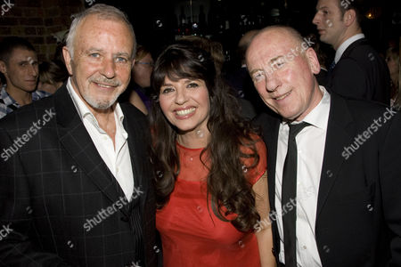 David Essex, Louise English and Christopher Timothy