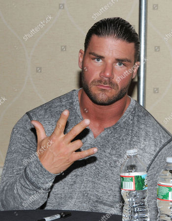 Stock Image of Bobby Roode