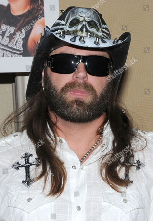 Stock Image of James Storm