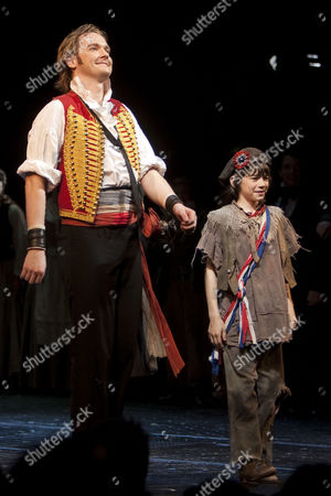 Editorial image of 'Les Miserables' at the Queen's Theatre, London, Britain - 21 Jun 2010