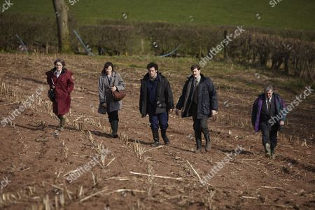 Emily Watson as Janet Leach, Gerard Horan as Howard Ogden, Dominic West as Fred West, Sam Roukin as DC Darren Law and Sylvestra Le Touzel as DC Hazel Savage.
