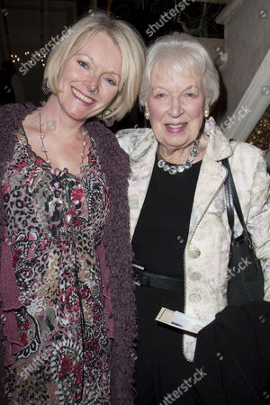 Editorial photo of 'Crazy For You' musical press night and after party, London, Britain - 17 Oct 2011