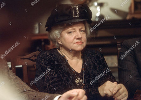 Stock Picture of Hermione Baddeley as Mrs Beddows
