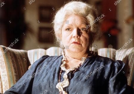 Stock Image of Hermione Baddeley as Mrs Beddows