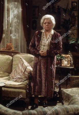 Stock Photo of Hermione Baddeley as Mrs Beddows