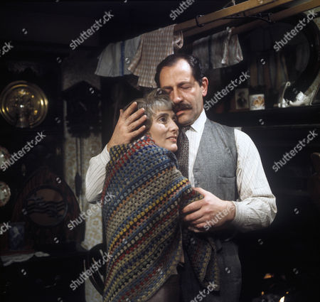 June Brown as Lily Sawdon and Bernard Kay as Tom Sawdon
