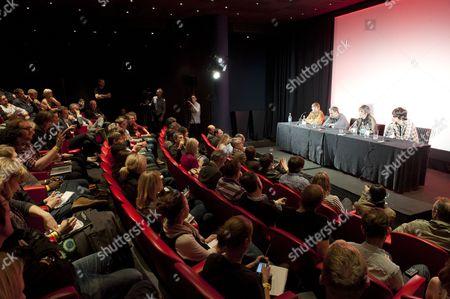 The Stone Roses - Mani Mounfield, Alan Wren, Ian Brown and John Squire