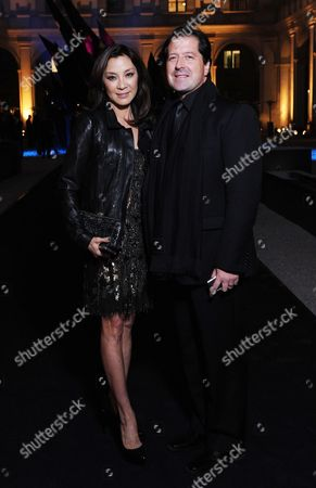 Editorial image of Vertu Global Launch Of The 'Constellation' at Palazzo Serbelloni, Milan, Italy - 18 Oct 2011