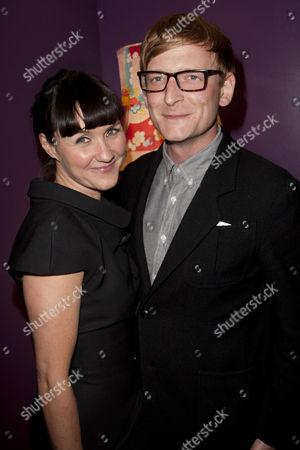 Esther Hall (Liz) and Simon Muller