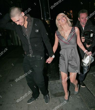 Editorial image of Celebrities Out and About in London, Britain - 18 Oct 2011