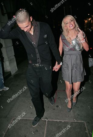 Editorial picture of Celebrities Out and About in London, Britain - 18 Oct 2011