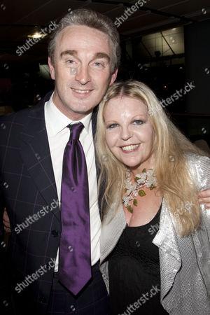 Damian Cruden (Director) and Sally Thomsett