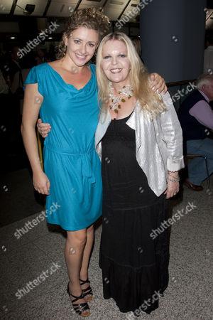 Louisa Clein (Phyllis) and Sally Thomsett