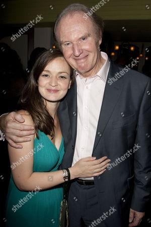 Laura Dos Santos (Rita) and Tim Pigott-Smith (Frank)