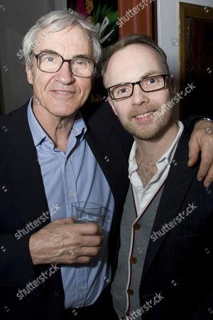 Larry Lamb and Peter McKintosh