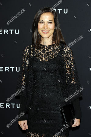 Editorial photo of Vertu Global Launch Of The 'Constellation' at Palazzo Serbelloni, Milan, Italy - 18 Oct 2011