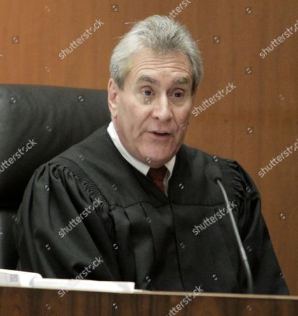 Stock Image of Judge Michael E. Pastor