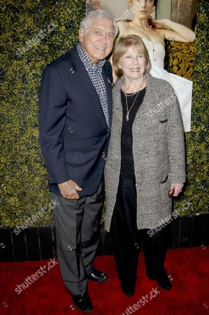 Monty Hall & wife Marilyn Plottel