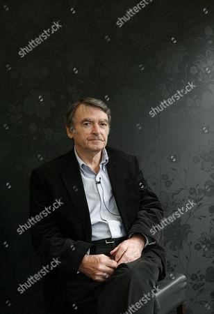 Stock Photo of David Lodge