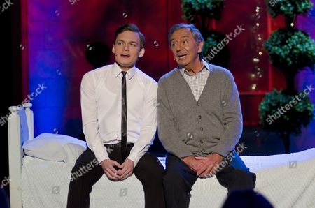 Editorial picture of 'The Alan Titchmarsh Show' TV Programme, London, Britain - 19 Oct 2011