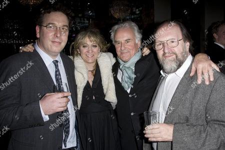 Danny Moar (Producer), Sonia Friedman (Producer), Richard Eyre (Director) and Duncan C Weldon (Producer)