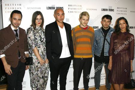 Carlos Campos ; Erin Beatty ; Max Osterwels; Christopher Peters; Shane Gabler and   Soraya Silchenstedt