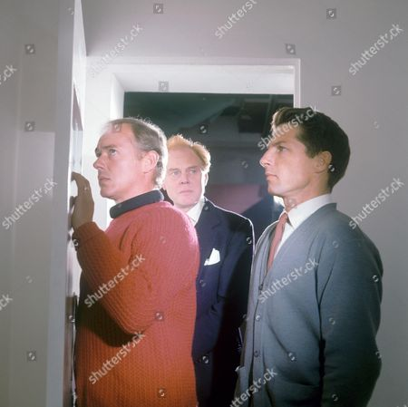 Stock Picture of Michael Bryant, Marius Goring  and Lyndon Brook