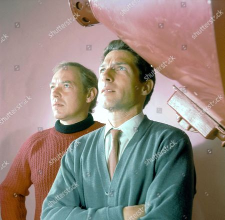 Stock Image of Michael Bryant and Lyndon Brook