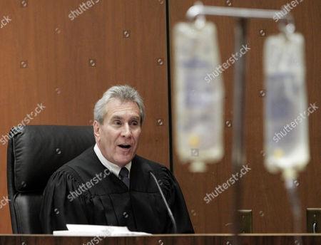 Editorial photo of Dr Conrad Murray trial, Los Angeles, America - 20 Oct 2011