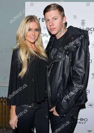 Editorial picture of Launch of 'Firetrap by Sunday Girl', London, Britain - 19 Oct 2011