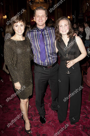 Pip Jordan (Resident Dance Supervisor), Dean Chisnall (Papa Ogre) and Rosanna Hyland (Swing)