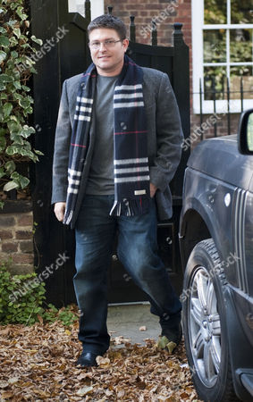 George Michael's Partner Kenny Goss Leaves Their Highgate Home N.london .