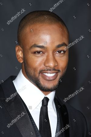 Editorial image of 'In Time' film premiere in Los Angeles, America - 20 Oct 2011