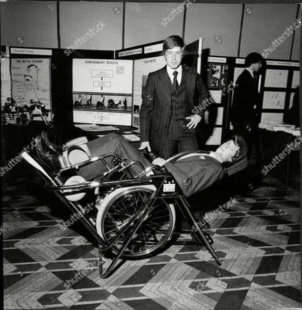 John Freeman And Ingram Legg Both 17 Designed The 'inva-retro' Which Can Be Fitted Onto A Wheelchair Allowing It To Be Tilted Backwards Easily And Safely. Their Invention Has Been Tested In A Dental Surgery And Is Soon Going Into Commercial Production. It Could Also Be Used In Hospitals And Hairdressers To Save Lifting A Disabled Person From One Chair To Another. Shrewsbury School Won Many Categories In The Bp Get Around Competition For Designs For The Disabled But John And Ingram's 'inva-retro' Won A Cheque For A500 For The Most Original Project.