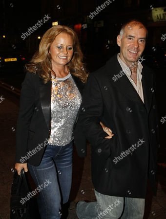 Tommy Sheridan and wife Gail Sheridan arrive at the Iron Horse
