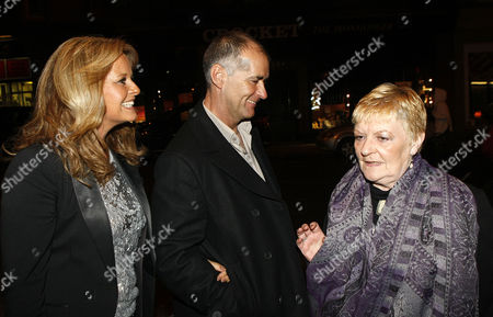 Tommy Sheridan and wife Gail Sheridan with Tommy's mother Alice arrive at the Iron Horse