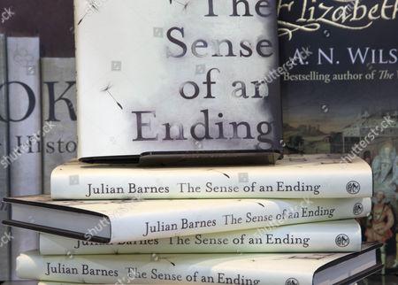 'The Sense of an Ending' by Julian Barnes